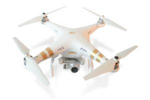 Productfotografie Drone DJI Phantom 3 4K
